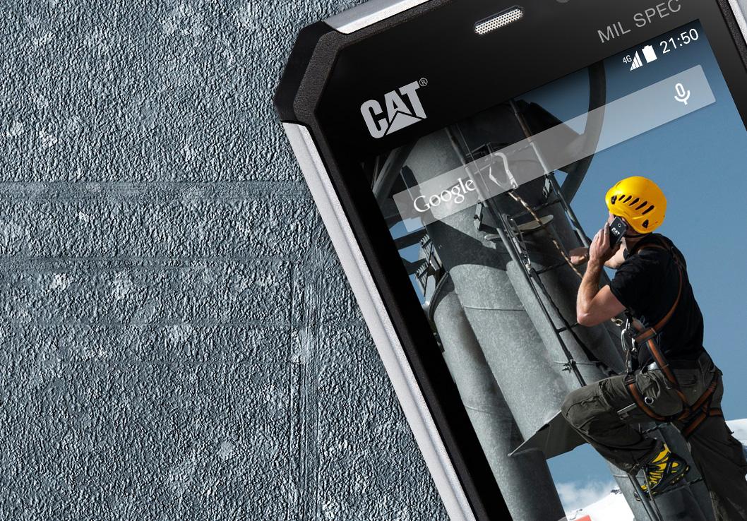 Smartfon CAT S50